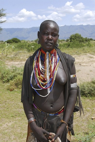 Airbore woman